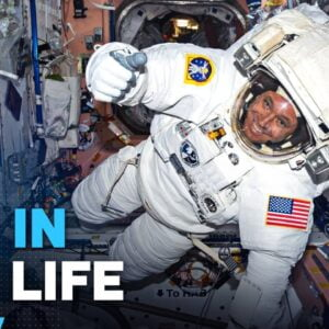 A Day In The Life of An ISS Astronaut