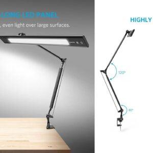 Anker Lumos E2 LED Desktop Lamp (Product Review )