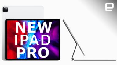 Apple's new iPad Pro is coming for your laptop