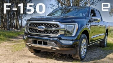 Ford's F-150 Generator Takes Power on the Go