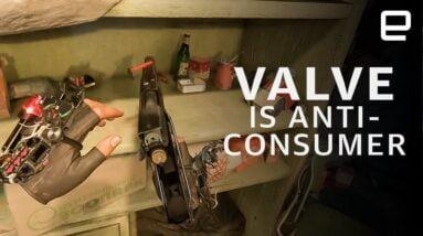 'Half-Life: Alyx' shows Valve's bad attitude