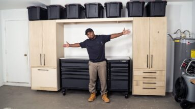 How to make Modern Cabinets and Organization (COOL IDEA) | DIY Creators