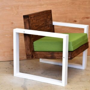 Modern Outdoor Chair | DIY Build