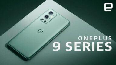 OnePlus 9 series event under 10 minutes