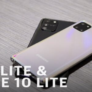 Samsung Galaxy S10 Lite and Note 10 Lite hands-on at CES 2020