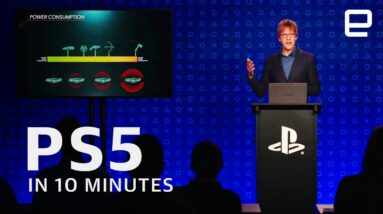 Sony's Road to PS5 announcement in 10 minutes