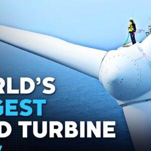 The World's Biggest Wind Turbine