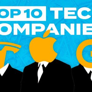 Top 10 Most Valuable Tech Companies (2021)