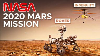 What Is NASA Doing On Mars?