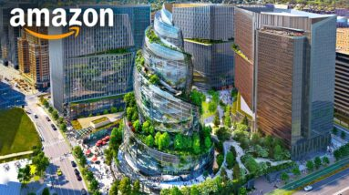 Amazon's Insane New $5 Billion Headquarters