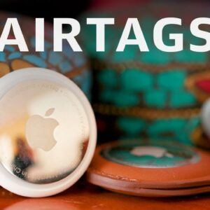Apple AirTags first look: As simple as they should be
