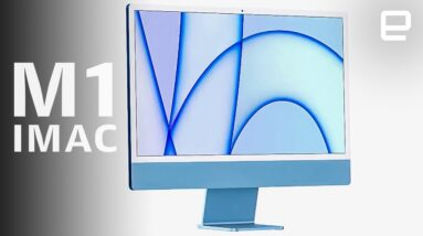Apple's new M1 iMac (2021) in under 6 minutes