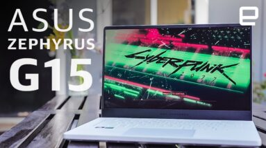 ASUS Zephyrus G15 review: All the gaming laptop you need