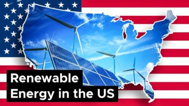 Can The US Rely Only On Renewable Energy?