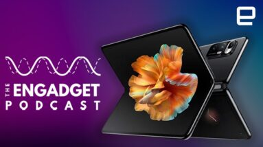 Google Nest Hub and Xiaomi's foldable | Engadget Podcast Live