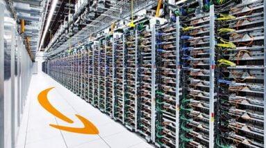 Inside Amazon's Massive Data Center