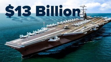 Inside The World's Largest Aircraft Carrier