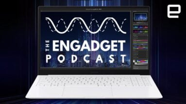 Samsung Galaxy Book Pro   Engadget Podcast Live