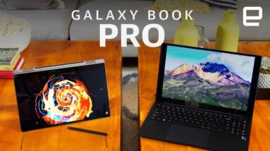 Samsung Galaxy Book Pro: It's all about the screen