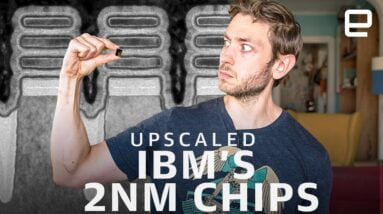 IBM's 2nm transistors could supercharge your phone (in a few years) | Upscaled Mini