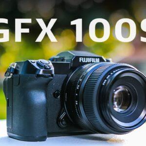 Fujifilm GFX100S review: 102MP of medium-format quality