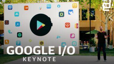 Google I/O 2021 event under 16 minutes
