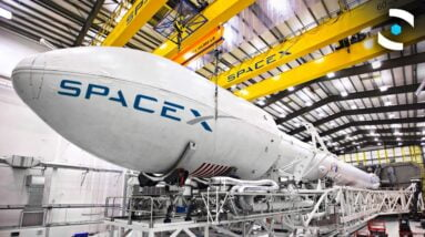 Inside SpaceX's Texas Rocket Factory