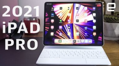 iPad Pro (2021) review: M1 power, but begging for new software
