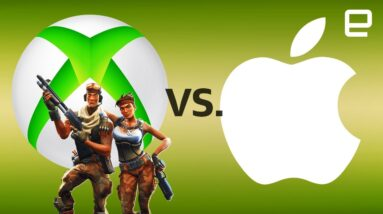 Is Microsoft siding with Epic over Apple?