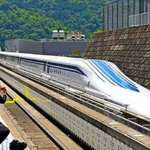 Japan's $100 Billion World's Fastest Train