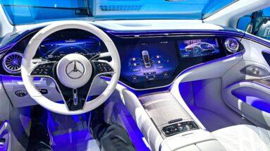 The Best Luxury EVs In 2021