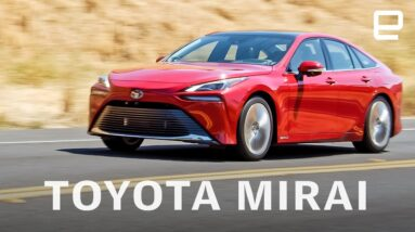 Toyota Mirai hands-on: hydrogen fuel-cell power - if you can find fuel