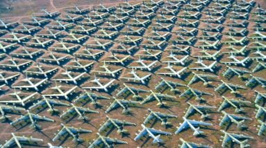 What Happens To Old Airplanes?