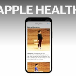 Apple's new Health features under 3 minutes