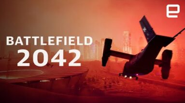 Everything you need to know about Battlefield 2042