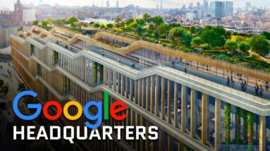 Google's New $1 Billion UK Headquarters