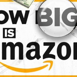 How Big Is Amazon?