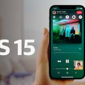 iOS 15 in under 10 minutes