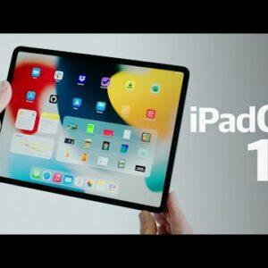 iPadOS 15 in under 6 minutes