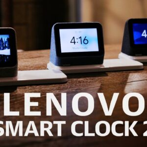 Lenovo Smart Clock 2 Hands-on