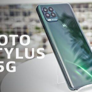 Motorola Moto G Stylus 5G hands-on: low-cost quad-camera (sort of)