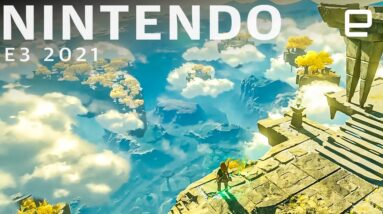 Nintendo at E3 in 12 minutes: Zelda, Metroid, and more