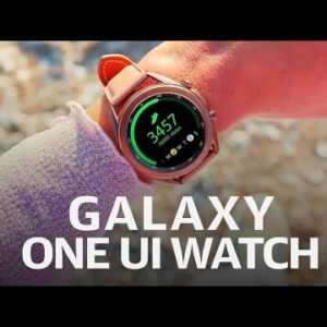Samsung Galaxy Wear OS MWC event in 4 minutes