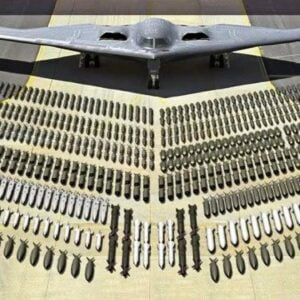 The Unbelievable Power of The B-2 Bomber