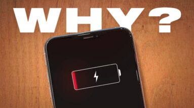 Why Can't iPhone Batteries Last Longer?