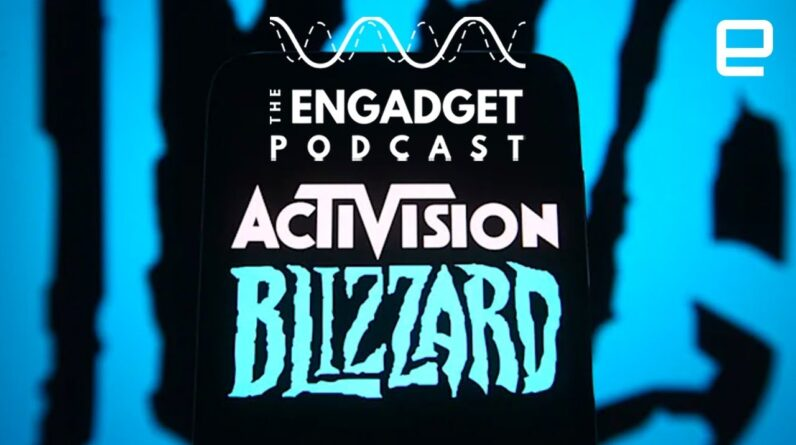 Activision's walkout and gaming toxicity | Engadget Podcast Live