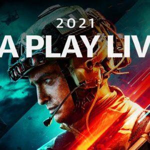 EA Play Live 2021 under 9 minutes