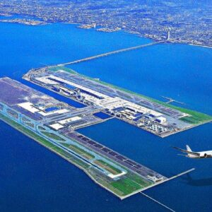 How Japan Built The World's Largest Floating Airport