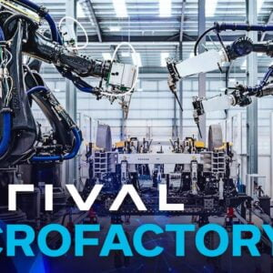 Inside Arrival's Revolutionary Microfactory