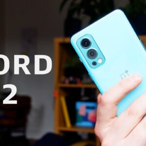 OnePlus Nord 2 5G hands-on